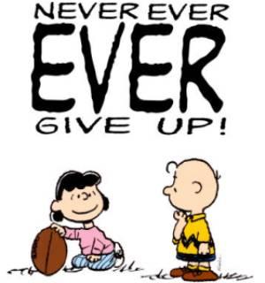 Ne odustaj nikada